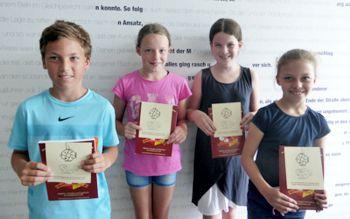 WDG-Schüler erfolgreich beim Mathewettbewerb FÜMO