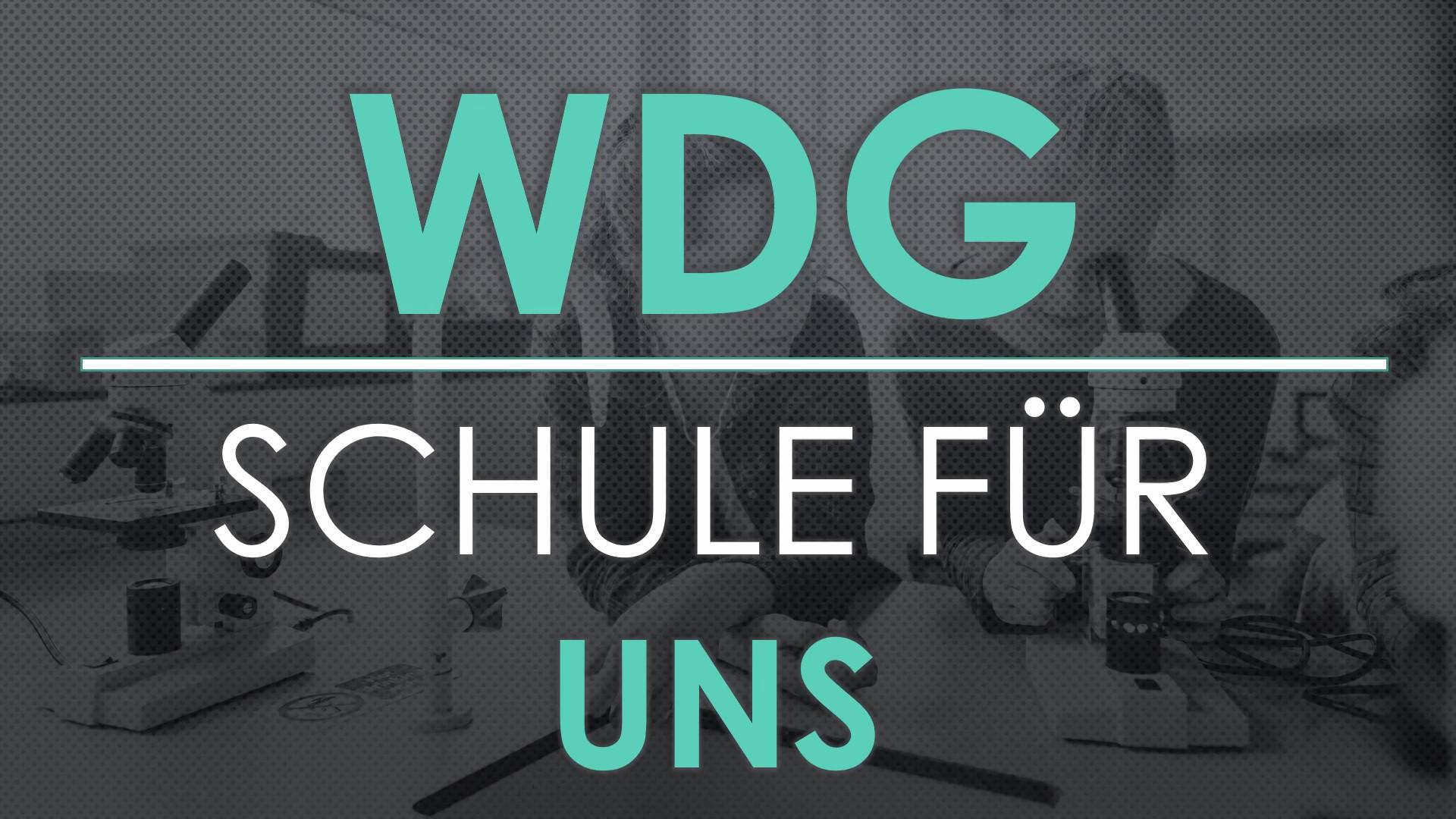 WDG-Schule für uns_Moment